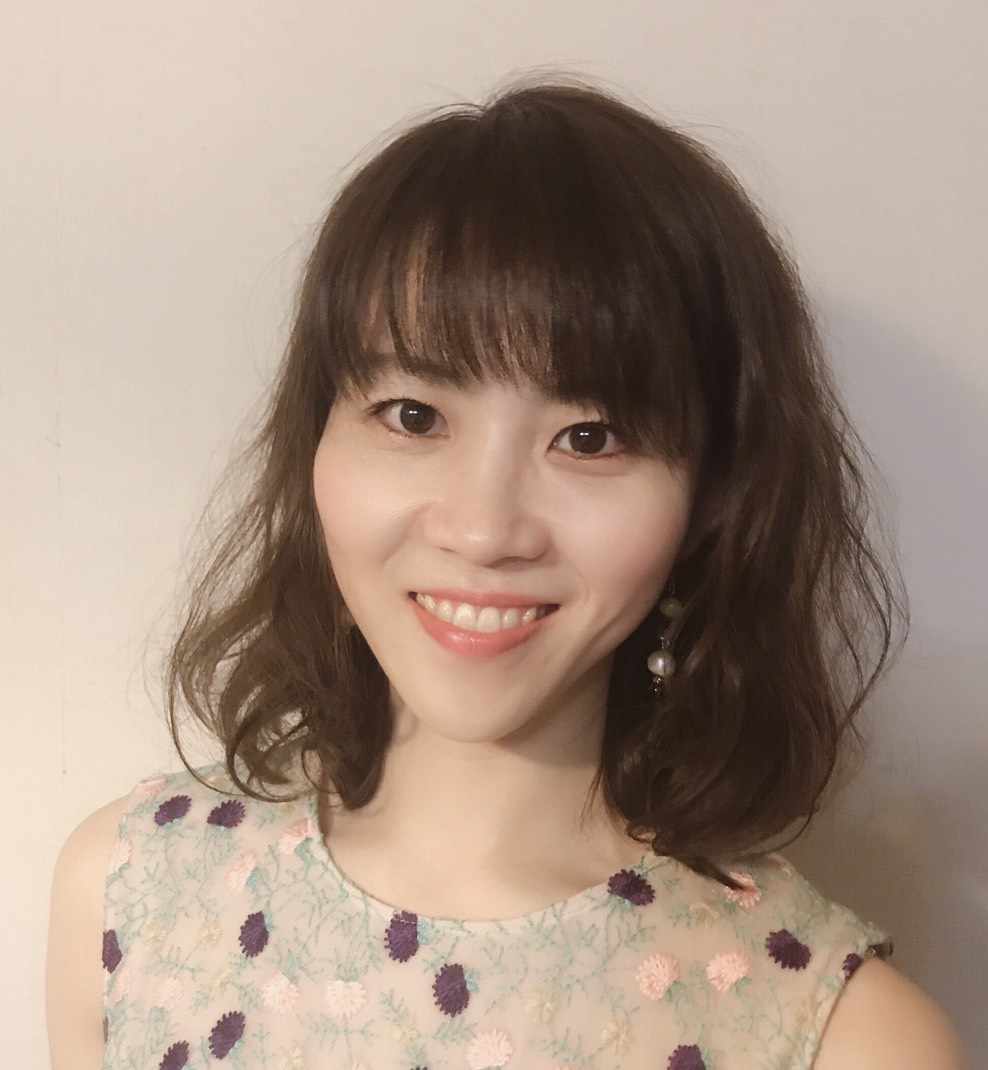 笠井千愛さん