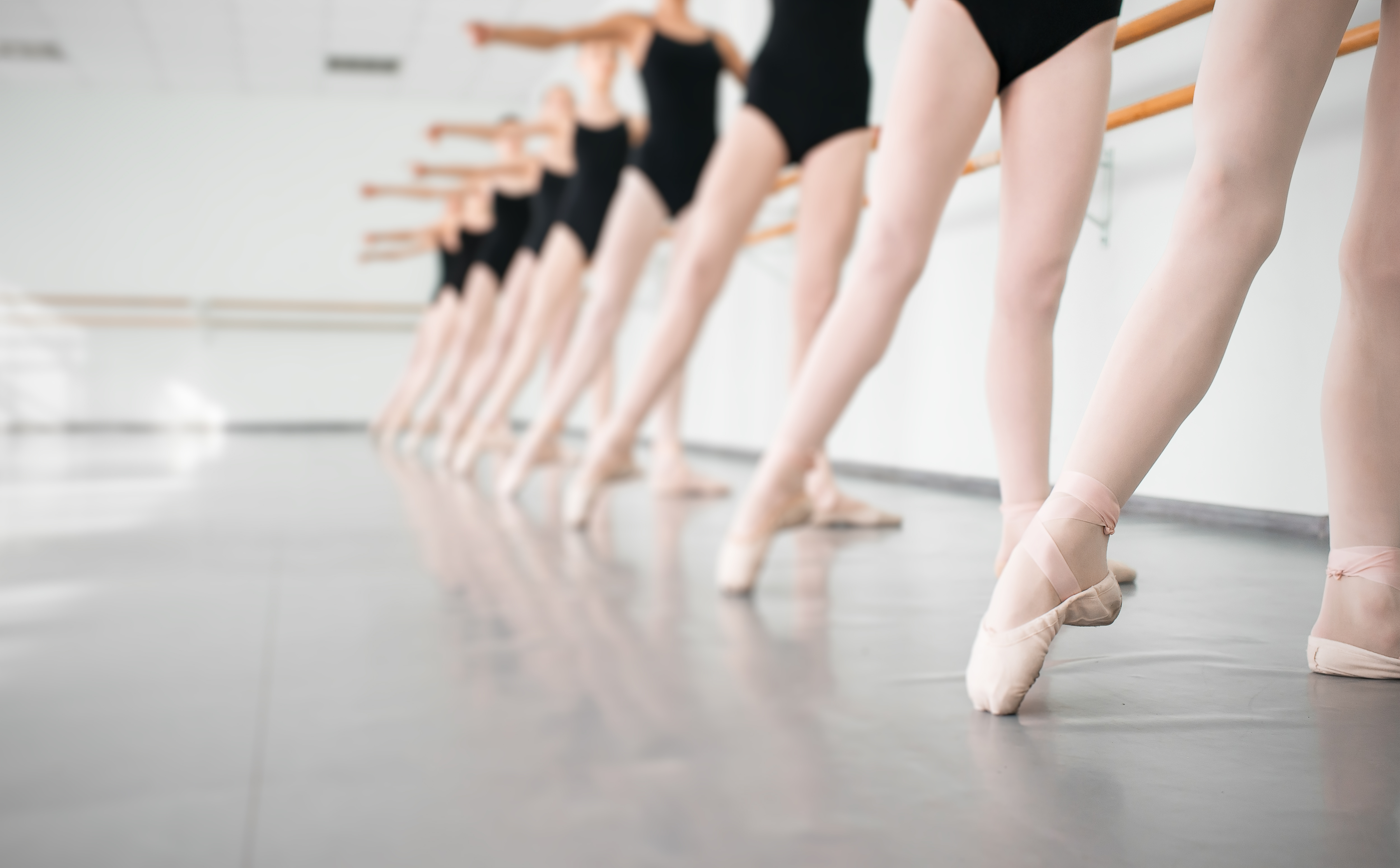 ballerina foots
