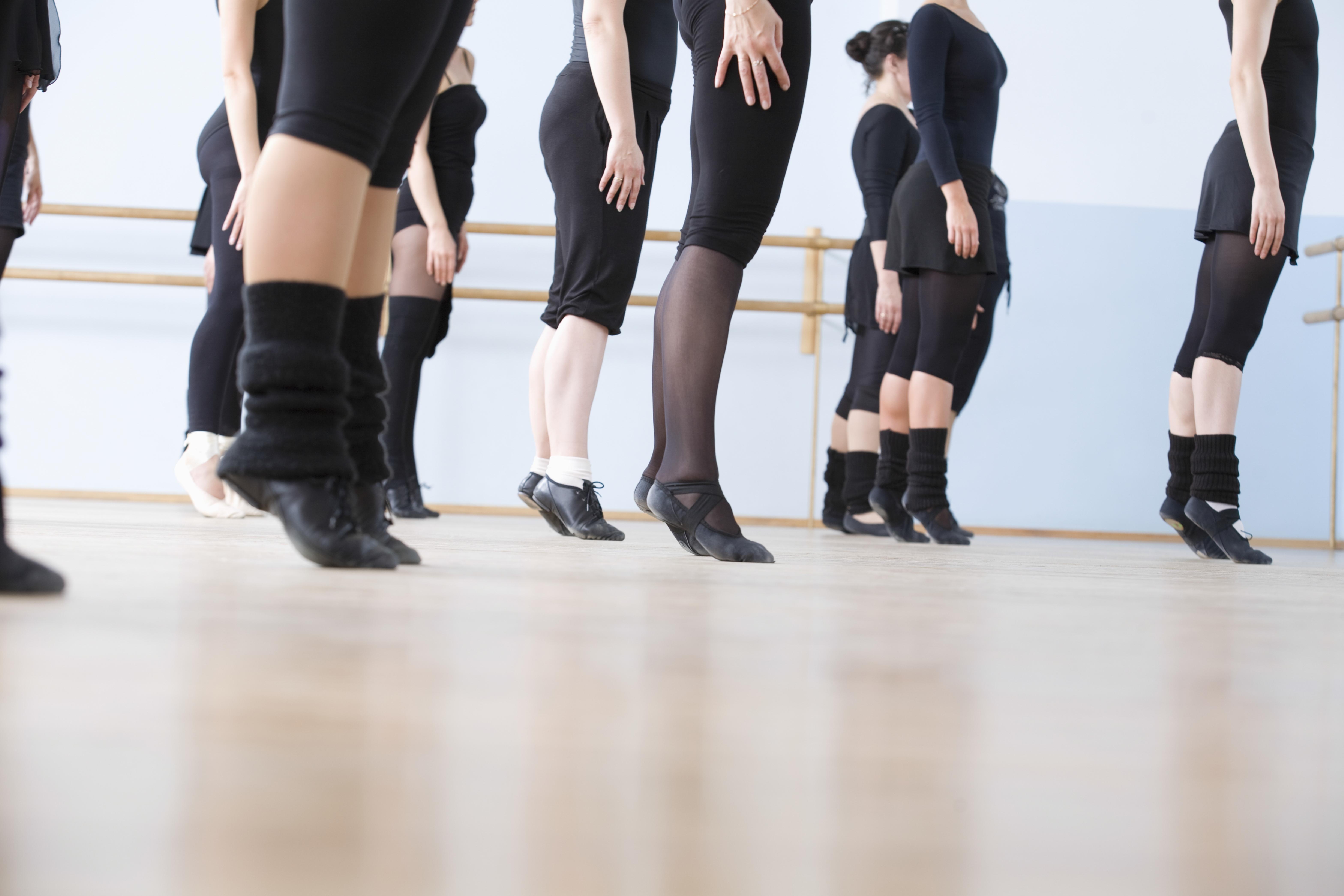 jazzdance foots